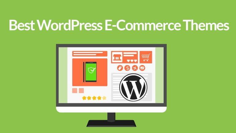 Best WordPress Ecommerce themes | Free Ecommerce WordPress themes
