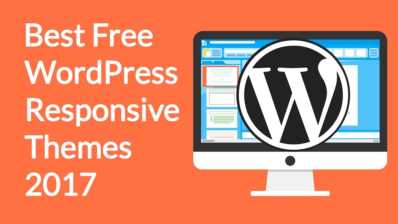 Best Free WordPress  Responsive themes