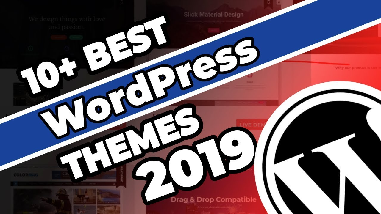 Best Free WordPress Themes Of 2019 (And Beyond)