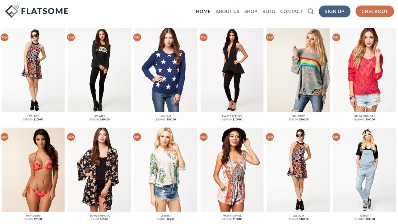 How To Create An eCommerce Website With WordPress ONLINE STORE! – 2019 NEW!!